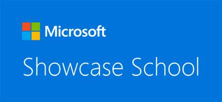 logo Microsoft showcase school